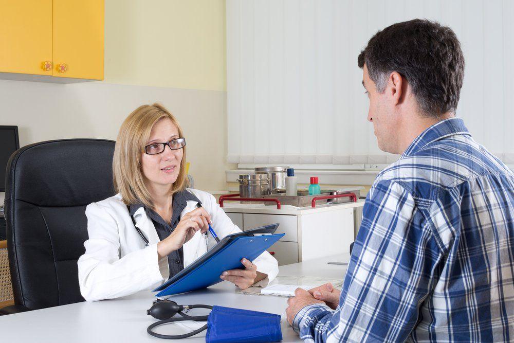 patient interaction