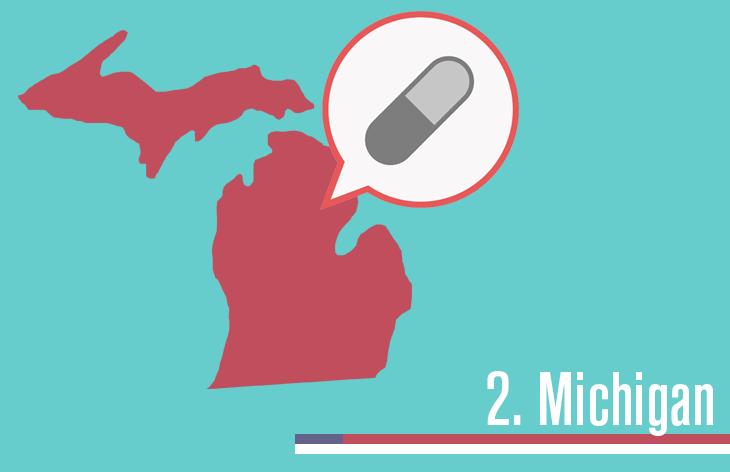 2. Michigan