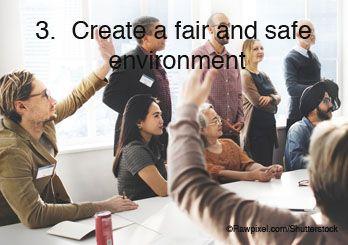 fair environment