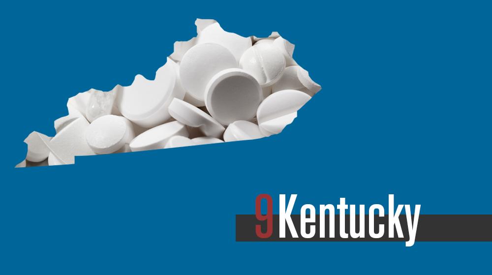 9 Kentucky