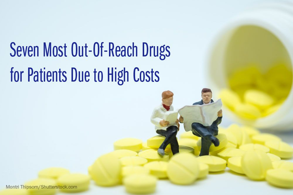 seven expensive drugs