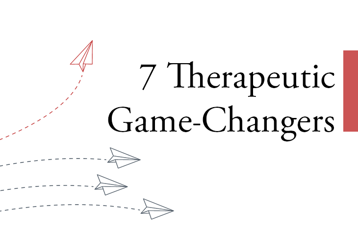 7 therapeutic game changers cover