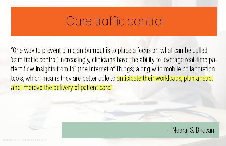 Care traffic control