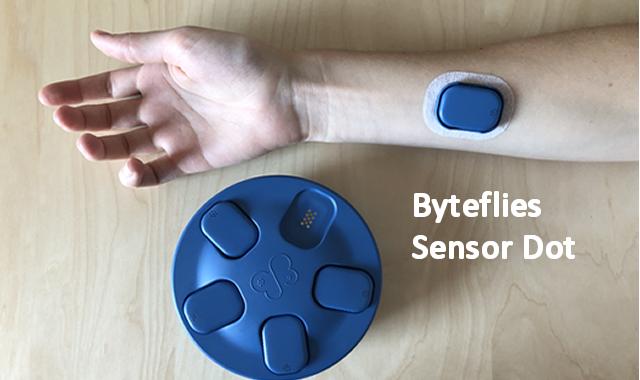 Byteflies Sensor Dot