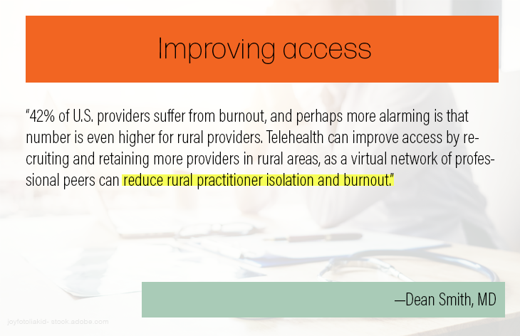 Improving access