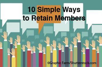 retain members