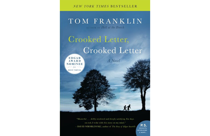 Crooked Letter, Crooked Letter cover