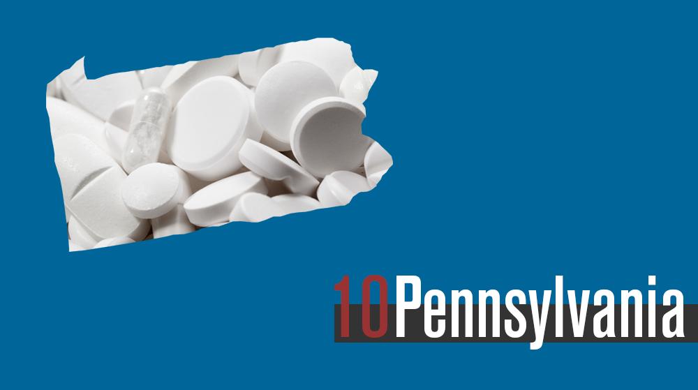 10 Pennsylvania