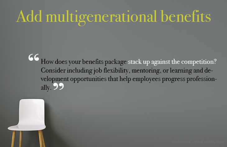 Add multigenerational benefits