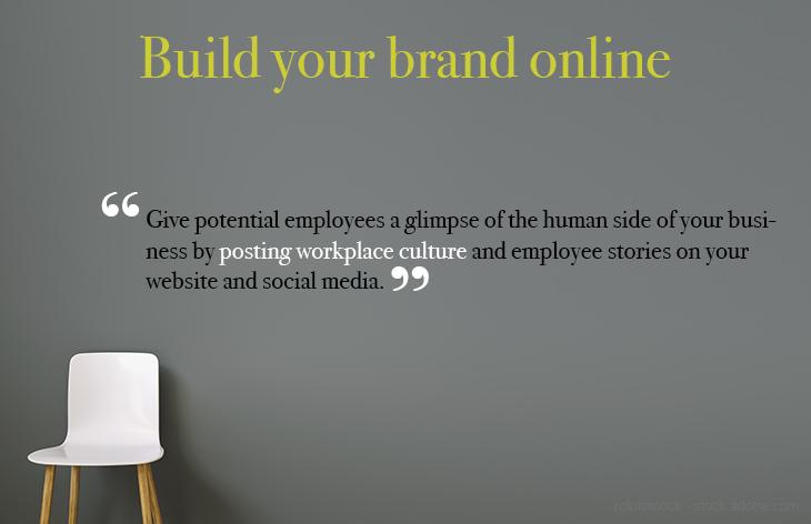 Build your brand online