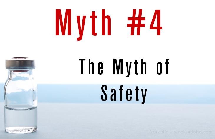 The myth of safety