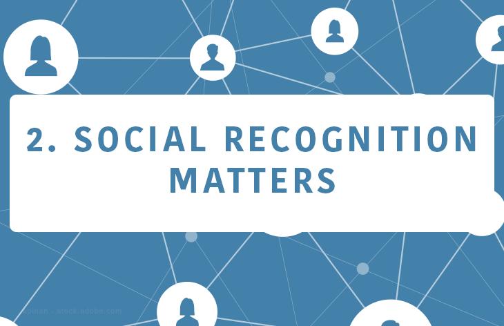 Social recognition