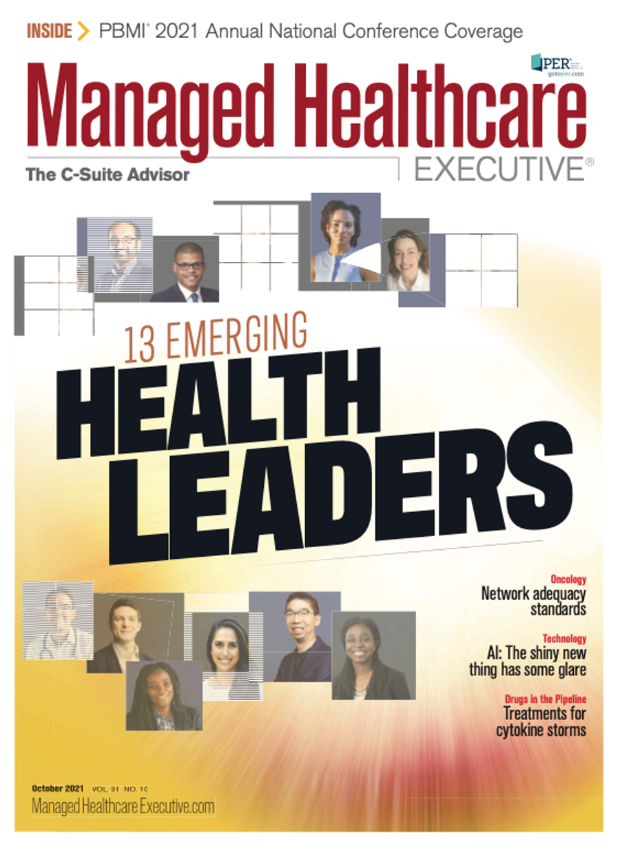 Managed Healthcare Executive October issue