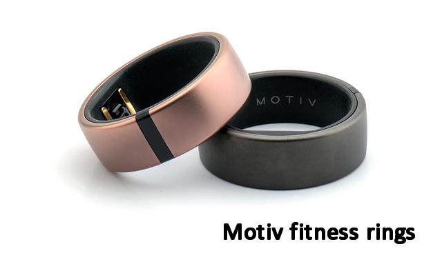 Motiv Fitness Rings