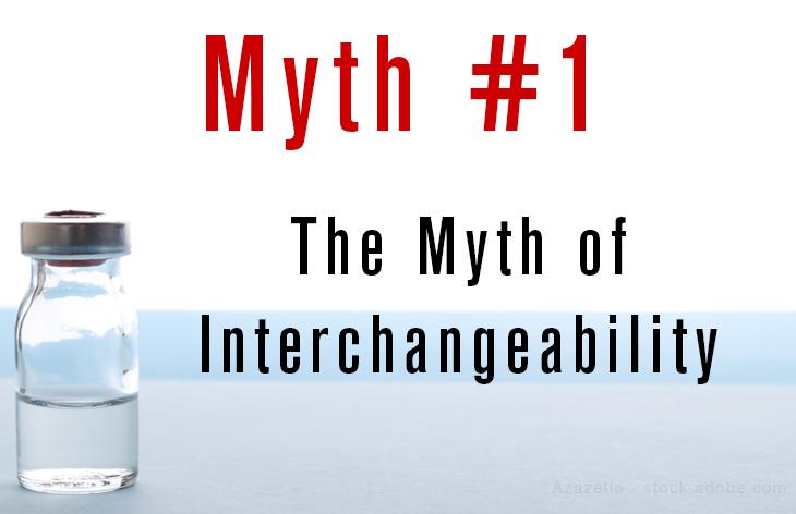 The myth of interchangeability