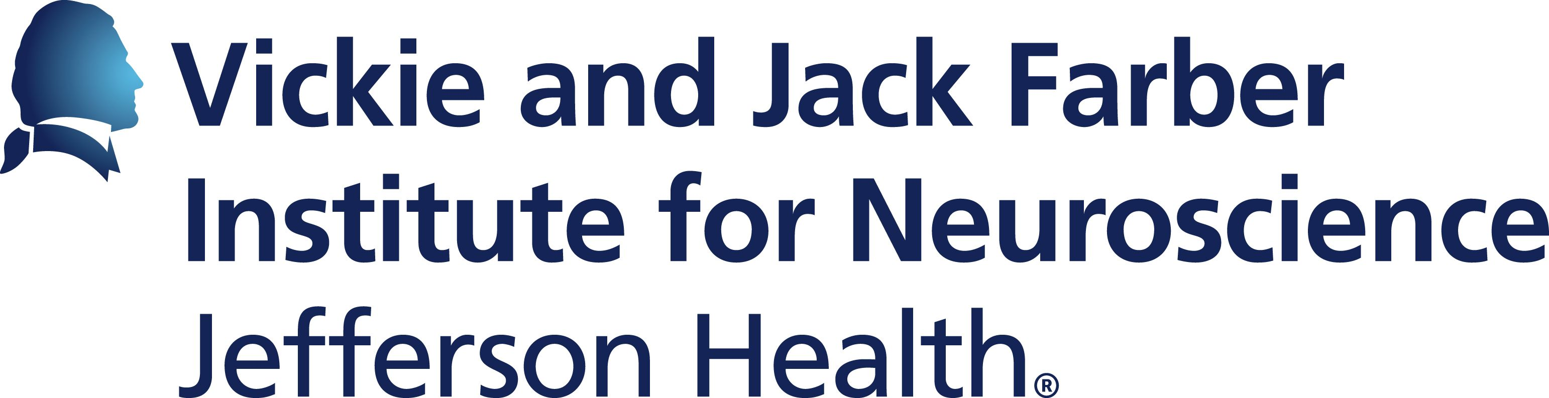 Jefferson Health Vickie and Jack Farber Institute for Neuroscience logo