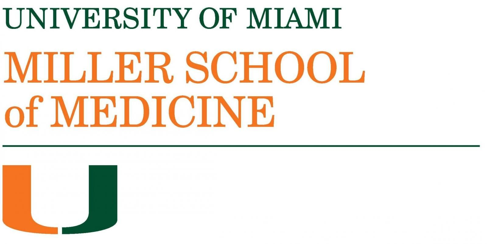 University of Miami-Miller School of Medicine logo