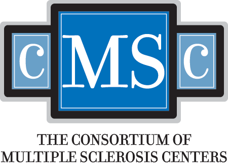 The Consortium of Multiple Sclerosis Centers logo
