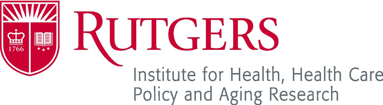 Rutgers Institute for Health logo