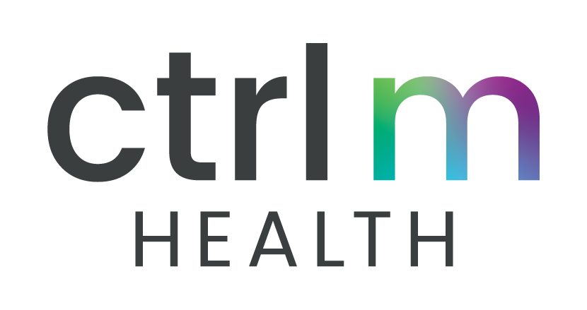 Ctrl M Health  logo