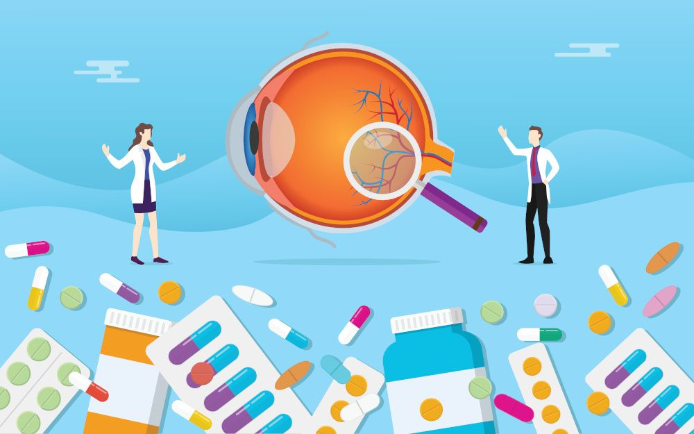 Eye health supplements gain a growing audience thanks to skyrocketing screen time