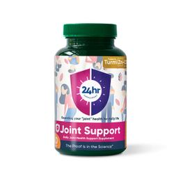 24hr Supplement brand launches joint-health supplement to support connective tissue, decrease oxidative stress and uric acid build-up