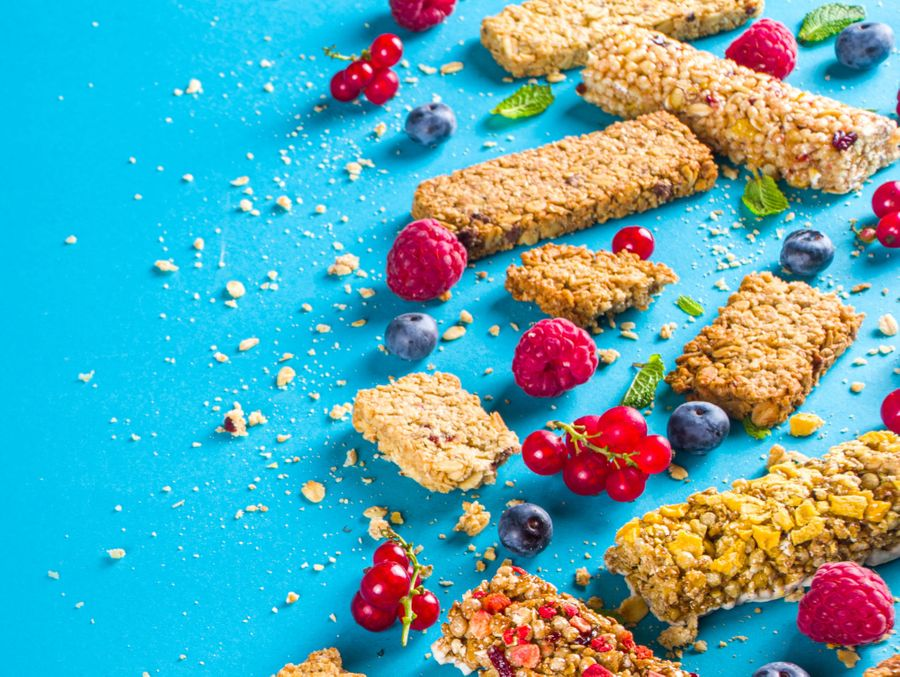 How can a nutrition bar brand differentiate itself today?