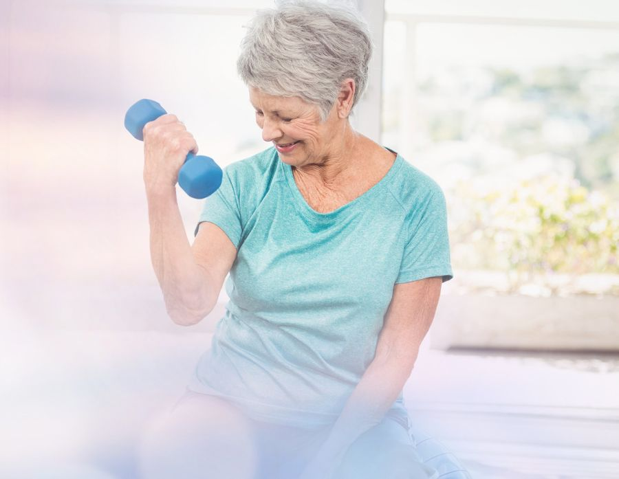 Strong Women: The best bone health nutrients give women the foundation to age healthily