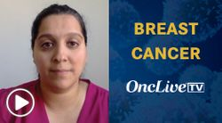 Dr. Bhave on Promising Combination Strategies in TNBC