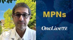 Dr. Kiladjian on Improving Transfusion-Independence Rates With Momelotinib in Myelofibrosis