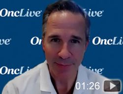 Dr. Stiles on Treatment Advances Made in Early-Stage Lung Cancer