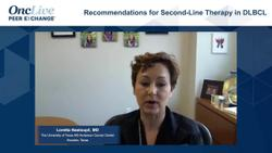 Recommendations for Second-Line Therapy in DLBCL