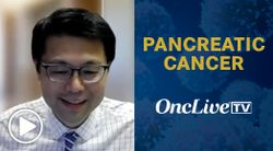 Dr. Ma on First-Line Treatment Considerations in Metastatic Pancreatic Cancer