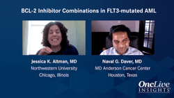 BCL2 Inhibitor Combinations in FLT3-Mutated AML