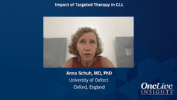 Impact of Targeted Therapy in CLL