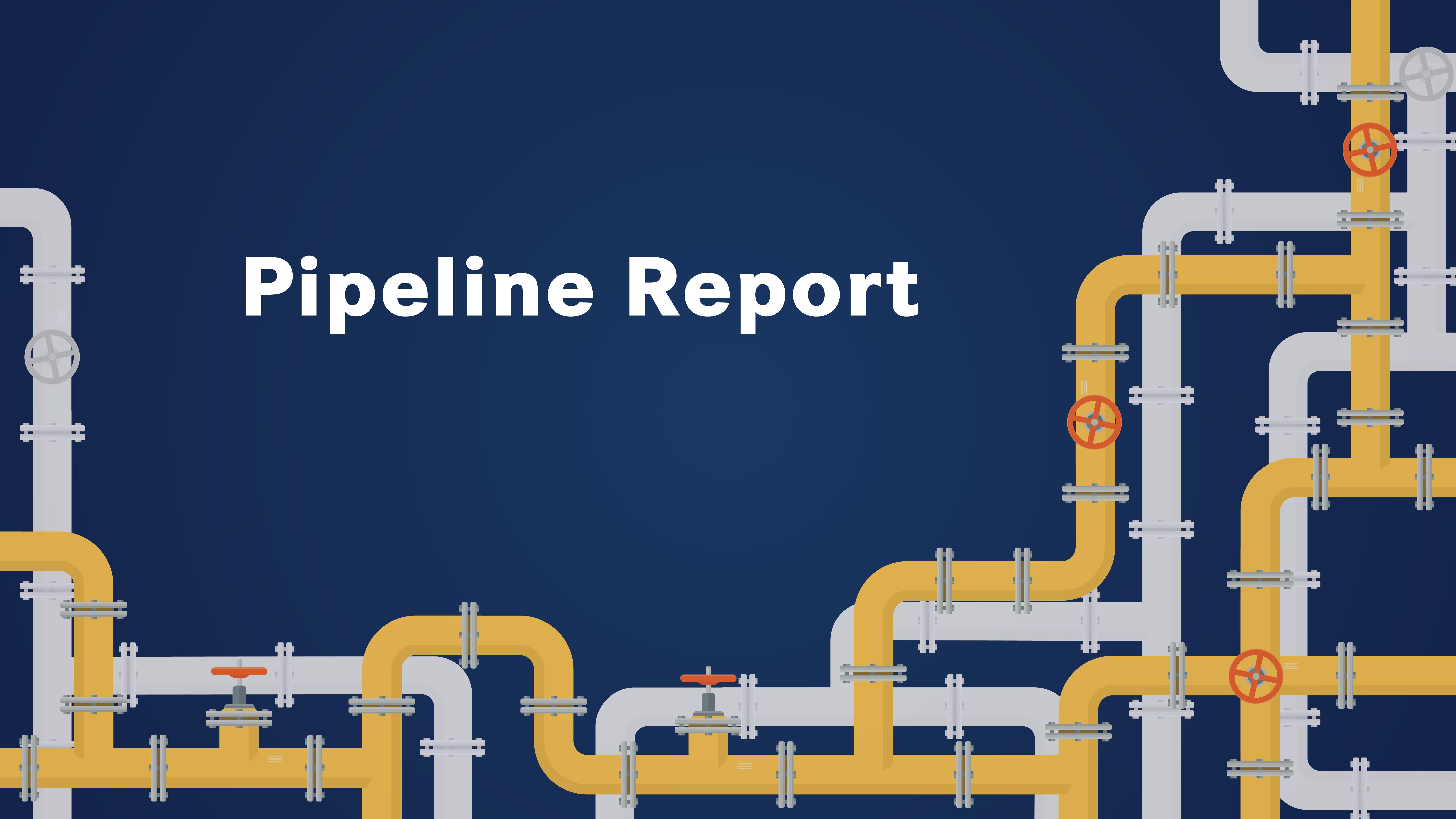 Pipeline Report | <b>Pipeline Report: November 2020</b>