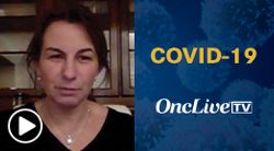 Dr. Garassino on COVID-19 Vaccine Distribution to Patients With Cancer in Italy