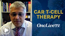 Dr. Kumar on Integrating CAR T-Cell Therapy Into Heavily Pretreated Multiple Myeloma