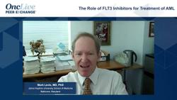 The Role of FLT3 Inhibitors for Treatment of AML