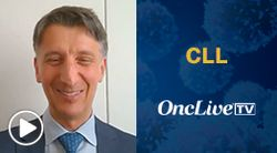 Dr. Ghia on Key Findings From the CAPTIVATE Trial in CLL