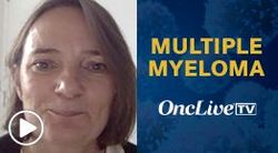 Dr. Davies on the Next Steps for CAR T-Cell Therapy in Relapsed/Refractory Myeloma