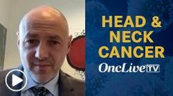 Dr. Cohen on Future Research Directions in Head and Neck Cancer