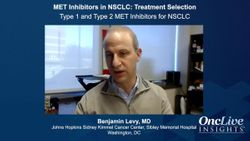MET Inhibitors in NSCLC: Treatment Selection