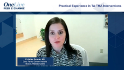 Practical Experience in TA-TMA Interventions