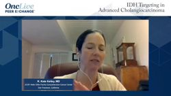 IDH Targeting in Advanced Cholangiocarcinoma