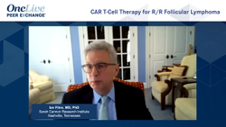 CAR T-Cell Therapy for R/R Follicular Lymphoma