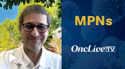 Dr. Kiladjian on the Potential Utility of Momelotinib in Myelofibrosis