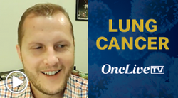 Dr. Pecot on Selecting Between Available Targeted Therapies in NSCLC
