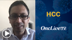 Dr. Singal on the Utility of Frontline Lenvatinib and Sorafenib in Advanced HCC