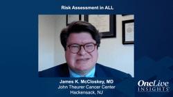 Risk Assessment in ALL